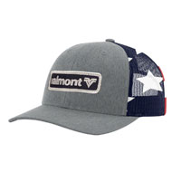 RICHARDSON PRINTED MESH TRUCKER CAP