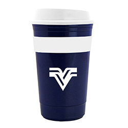 TRAVELER GRIP 16 OUNCE INSULATED CUP