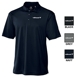 BIG & TALL CB MEN'S DRYTEC GENRE POLO