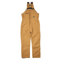 MEN'S DELUXE INSULATED BIB OVERALLS