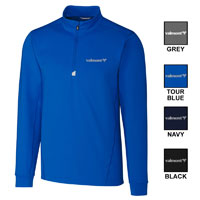 MEN'S CB TRAVERSE HALF ZIP