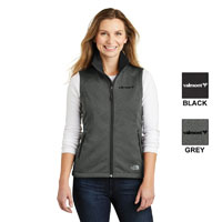 NORTH FACE LADIES RIDGELINE SOFT SHELL VEST