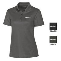 LADIES POLYESTER PIQUE POLO