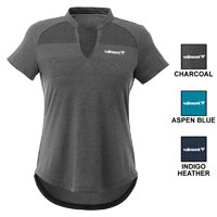 ANTERO LADIES' SHORT SLEEVE POLO