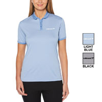 LADIES' CALLAWAY OXFORD POLO