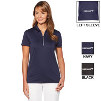 LADIES' TULIP SLEEVE POLO